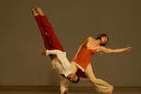 Mexico's Delfos Danza Contemporánea is one of six international companies being presented by TITAS next season.(Martin Gavica)