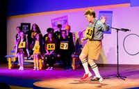 "Fort Worth Academy of Fine Arts   <i>25th Annual Putnam County Spelling Bee</i>&nbsp;is a nominee in the Dallas Summer Musicals High School Musical Theater Awards for 2019.(<p><span style=""font-size: 1em; background-color: transparent;"">Fort Worth Academy of Fine Arts</span></p>)"