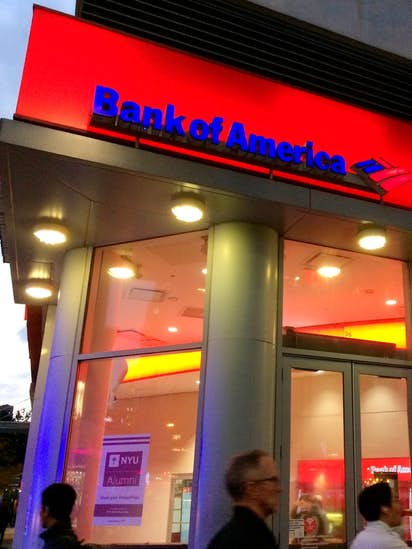 Bank of America boosts minimum wage to $20 an hour, topping rivals