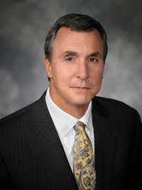 Brian Philips, president and CEO of Plano-based FedEx Office.(Courtesy of FedEx Office)