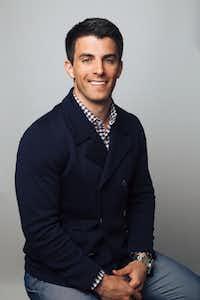 Kevin Lavelle founded Mizzen+Main in Dallas in 2012.(Richard Ross/Mizzen+Main)