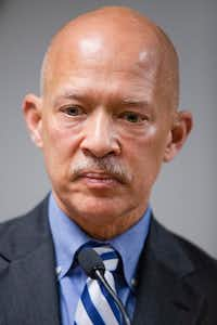 """<p>District Attorney John Creuzot is a Democrat who&nbsp;<span style=""""font-size: 1em; background-color: transparent;"""">handily defeated Republican incumbent Faith Johnson in the Nov. 6 election</span></p>(Shaban Athuman/Staff Photographer)"""