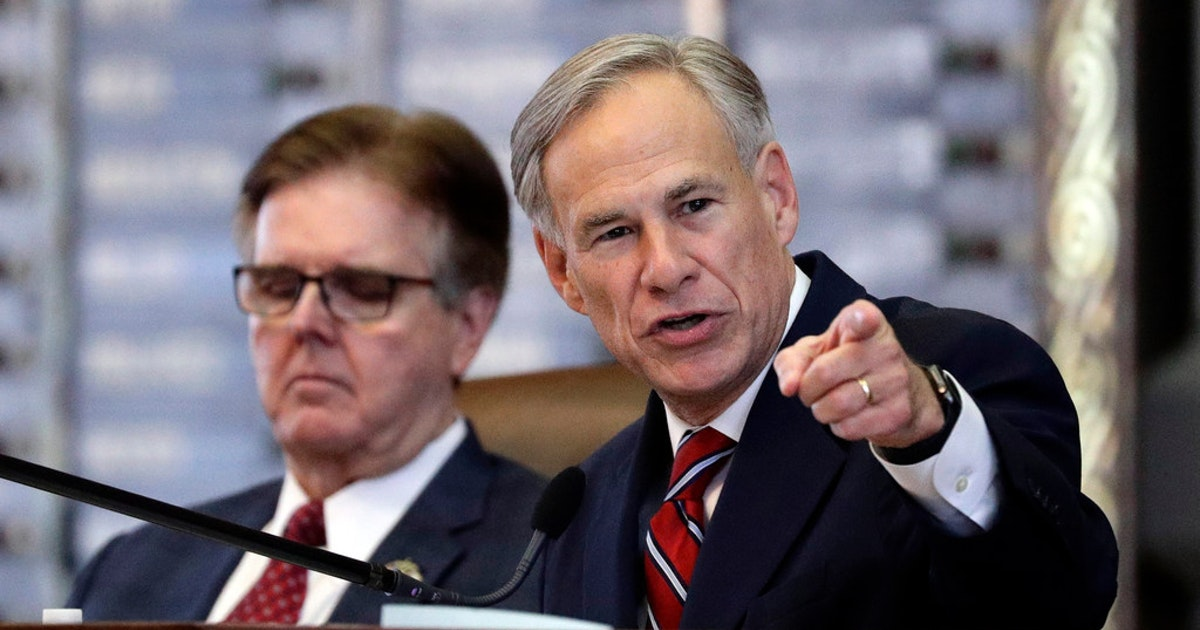 By failing to appoint state officers, Gov. Abbott is making an unfair power grab...