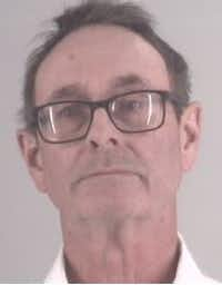 Gary Kent Lee(Tarrant County jail)