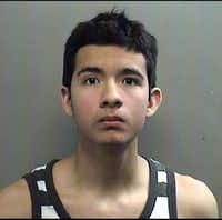 Reymund Ruiz(Arlington Police Department)