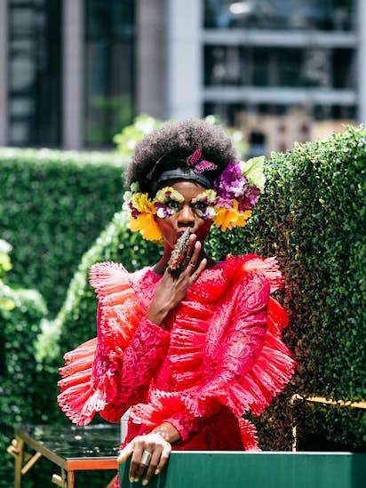 fec0f87af7 See photos from Dallas  artsy  Eye Ball  tea party
