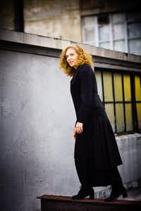 Composer Julia Wolfe.(Peter Serling/DSO)