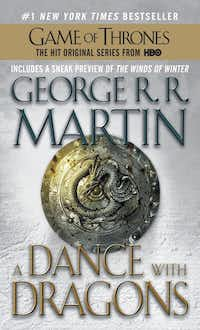Fans have been waiting for a new book since 2011's <i>A Dance With Dragons</i>.(Bantam/Courtesy)