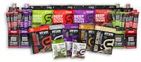 Products offered by Stryve Biltong(Via Businesswire)