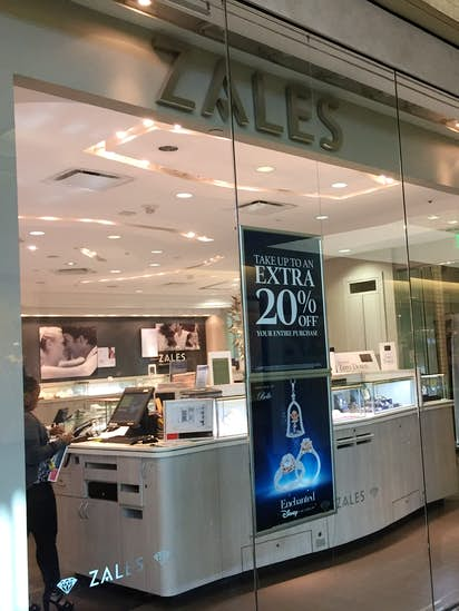 4575e9aa0 Parent company of Zales, Kay jewelers lays off more employees in Irving and  Ohio