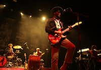 Austin blues rocker Gary Clark Jr. is scheduled to perform May 3 at the New Orleans festival. (Jason Janik/Special Contributor)