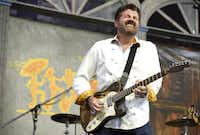 Tab Benoit performed during the 2018 New Orleans Jazz & Heritage Festival. He's scheduled to return this year, with a performance on April 26. (Tim Mosenfelder/WireImage)