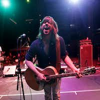 Rhett Miller performs with Old 97's. (Jason Janik/Special Contributor)