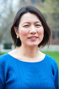 Dr. Emi Kiyota will be a speaker at the Dallas Festival of Books and Ideas in 2019. (Maggie Janik)