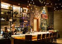 Celebrity chef Scott Conant's Masso Osteria serves some of Las Vegas' best Italian food.(Michael Hiller/Special Contributor)
