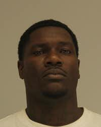 Edward Dominic Thomas was arrested April 14 on suspicion of aggravated assault.(Dallas County Sheriff's Department)