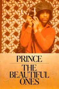 <i>The Beautiful Ones</i>, a memoir by the late singer Prince, is scheduled to be released in October. (Random House/The Associated Press)