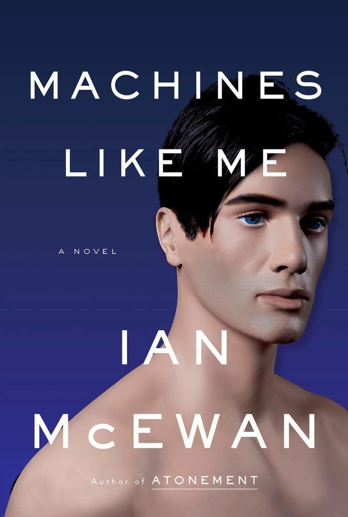 In Ian McEwan's latest novel, a robot becomes an unexpected sexual competitor