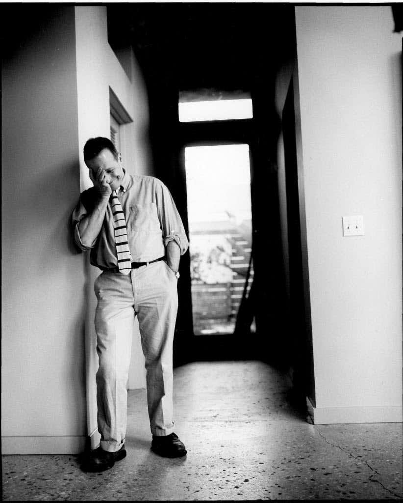 David Sedaris, who long ago mastered a sense of surprise, ruminates on anger, trash and Texas