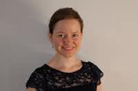 Katharina Wincor, the Dallas Symphony Orchestra's new assistant conductor.(Dallas Symphony Orchestra)