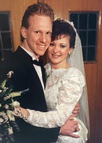 Dave and Patti Stevens were married for 25 years.(Family photo)