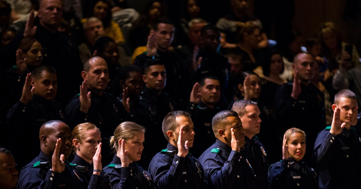 Student loan assistance for cops moves one step closer to becoming law