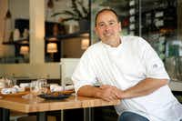 Sachet co-owner and chef Stephen Rogers poses for a portrait in his Oak Lawn Avenue restaurant (Tom Fox/Staff Photographer)