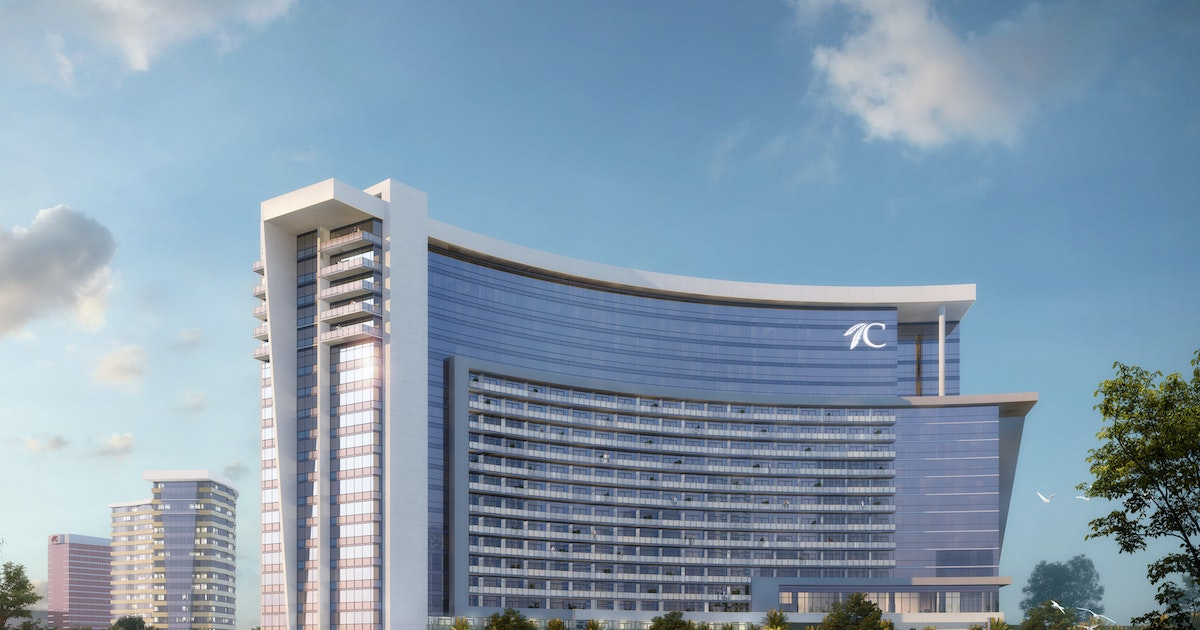 Oklahoma's Choctaw resort and casino makes big play for business with new 1,000-room tower...