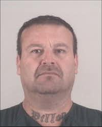 Deric Berquist(Tarrant County Jail)