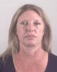 Tonya Lynette Couch(Tarrant County Sheriff's Department)