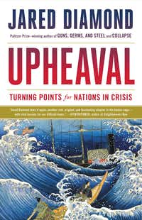 Jared Diamond, a best-selling historian and scientist, explains how various countries have survived existential crises in his new book, <i>Upheaval: Turning Points for Nations in Crisis</i>.(Little, Brown and Co.)