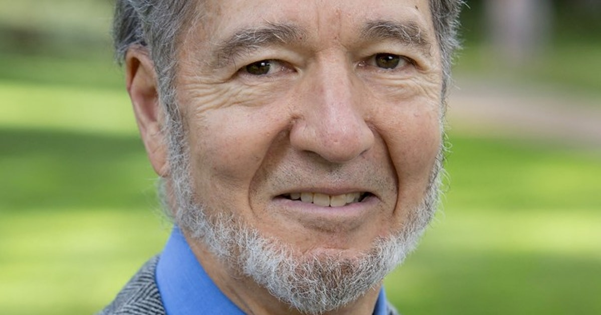 Pulitzer Prize-winning author Jared Diamond to discuss new book, 'Upheaval,' in Dallas...