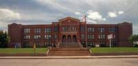Sunset High School in 1997.(File Photo/Staff)