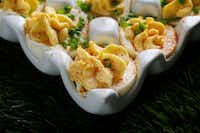The Original Deviled Egg (Rose Baca/Staff Photographer)
