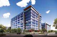 "<p><span style=""font-size: 1em; background-color: transparent;"">Kaizen Development Partners' One Bethany West building will be constructed just west of U.S. 75 in Allen.</span><br></p>(BOKA Powell)"