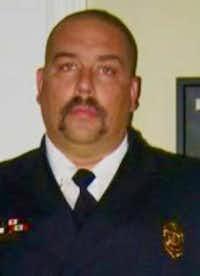 University Park fire Capt. Bob Poynter(University Park Fire Department)