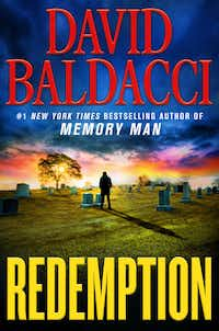 Protagonist Amos Decker revisits an old murder case in David Baldacci's new novel, <i>Redemption</i>.&nbsp;(Grand Central Publishing/The Associated Press)