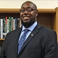 Pastor Maxie Johnson was elected Saturday to represent a sprawling DISD area that stretches from West Dallas to Wilmer-Hutchins.(Johnson campaign)