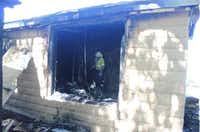 An explosion at Raul Pedroza's home in Stephenville resulted from a natural-gas leak.(via Dallas County court filings)