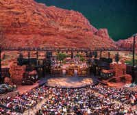 St. George, Utah, is a fast-growing city that's close to national parks.(Utah.com)