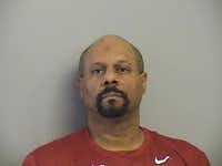 Mark Anthony Washington(Tulsa County Sheriff's Office)