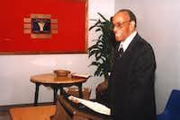 The Rev. Jesse Borns was killed in 1999.(courtesy photo/digital file)