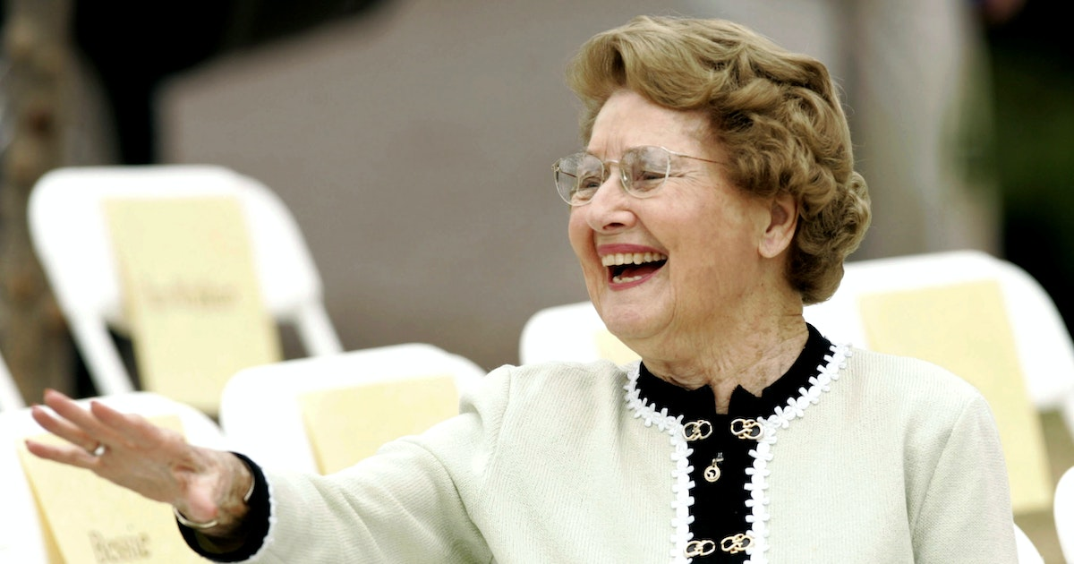 Jenna Welch, mother of former first lady Laura Bush, dies in Texas at age 99...