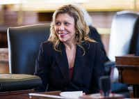 Sen. Joan Huffman, R-Houston(Ashley Landis/Staff Photographer)