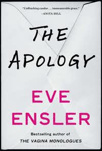<i>The Apology </i>contains the words that writer Eve Ensler says she needed to hear her abusive father say.(Bloomsbury)