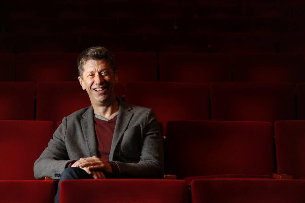 Dallas theater executive says there is no 'espionage-y' reason for his sudden, unexpected departure