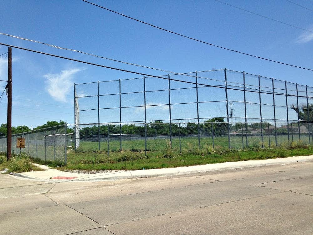 Why it's taking 4 years to build a Dallas ISD baseball field, and other rummaging from Robert Wilonsky this week