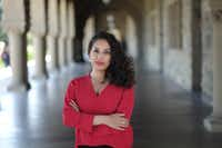 Seema Yasmin at Stanford University(Courtesy Seema Yasmin)