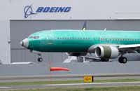 """<p><span style=""""font-size: 1em; background-color: transparent;"""">House lawmakers on Wednesday grilled top FAA officials over the Boeing 737 Max 8, the plane involved in two fatal crashes in recent months.&nbsp;</span></p>(File Photo/The Associated Press)"""