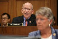 House Transportation and Infrastructure Committee Chairman Peter DeFazio, D-Ore, cited a recent <i>Dallas Morning News</i> report to grill top FAA officials over the Boeing 737 Max 8.&nbsp;(Chip Somodevilla/Getty Images)